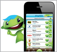 Better consumer experience in store thanks to mobile app