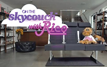 Air New Zealand puts stars on the couch to build awareness