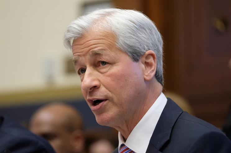 JPMorgan Chase's Jamie Dimon was one of the CEOs who released a personal statement condemning Wednesday's insurrection. (Photo credit: Getty Images).