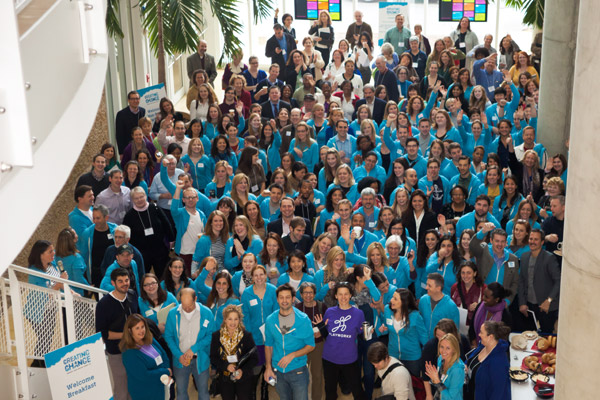 Discovery celebrates season of giving with pro bono event