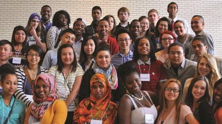 Diversity Distinction in PR Awards 2013: Change agents