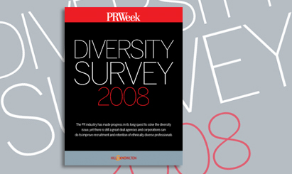 Diversity Survey 2008: A step in the right direction