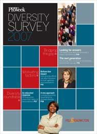 Diversity Survey 2007: Progress report