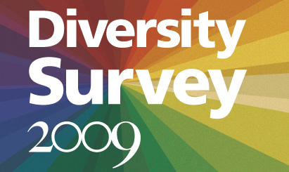 Diversity Survey 2009: Progress at work