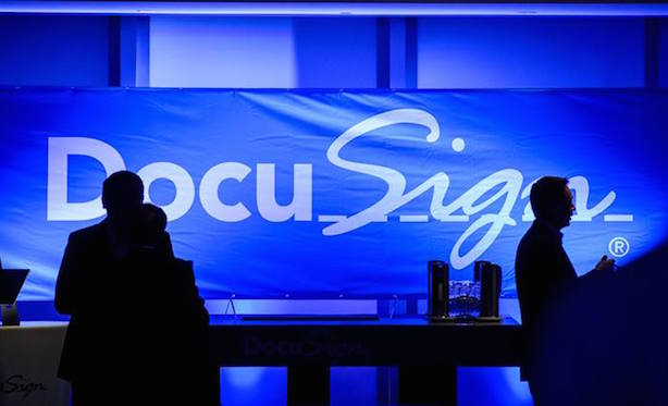 DocuSign inks Access as North American AOR