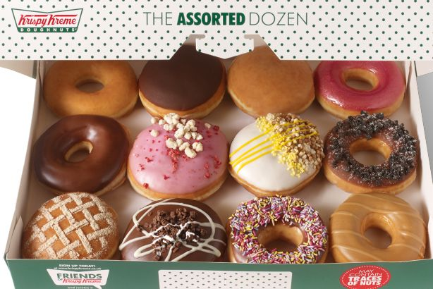 Krispy Kreme: Doughnut brand has hired DeVries SLAM on one-year retainer