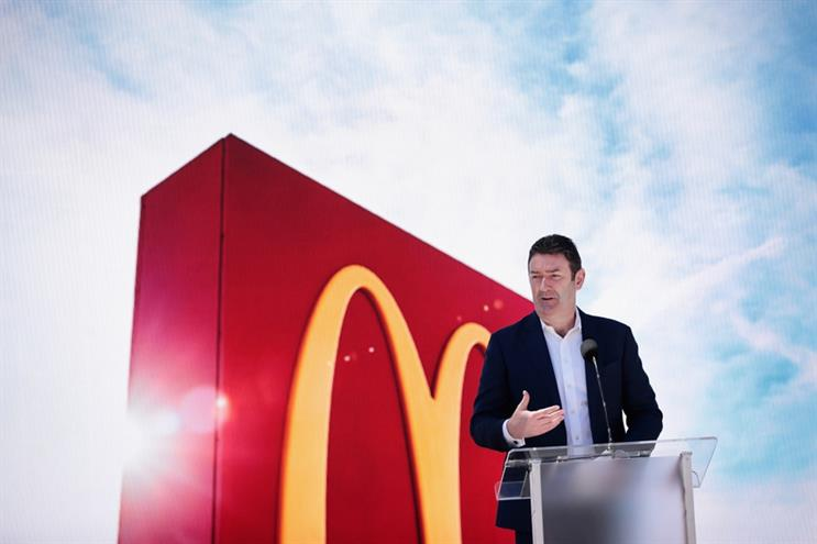 McDonald's CEO fired over employee relationship