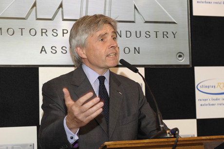 Lord Drayson: Expanding his business beyond motoring