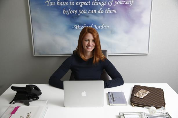 A day in the life of EvolveMKD's Megan Driscoll