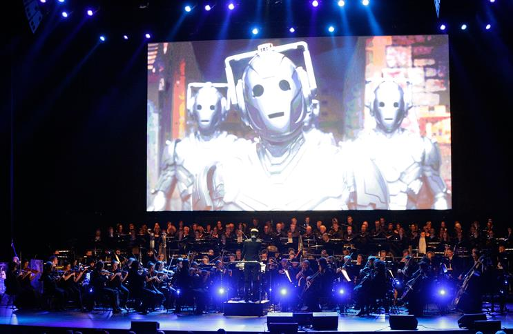 Doctor Who Symphonic Spectacular: House PR briefed to help drive ticket sales