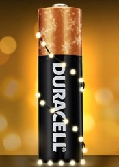 Duracell launches holiday 'insurance' campaign
