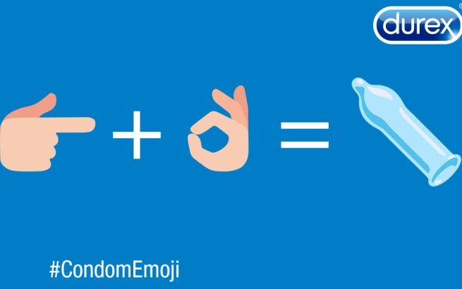 Durex proposes safe-sex emoji for World Aids Day