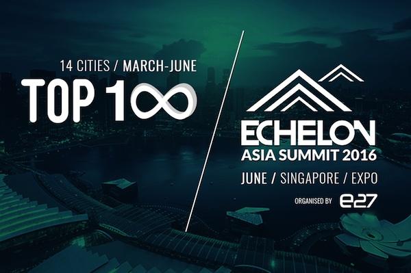 Ruder Finn takes on PR for Echelon Asia Summit