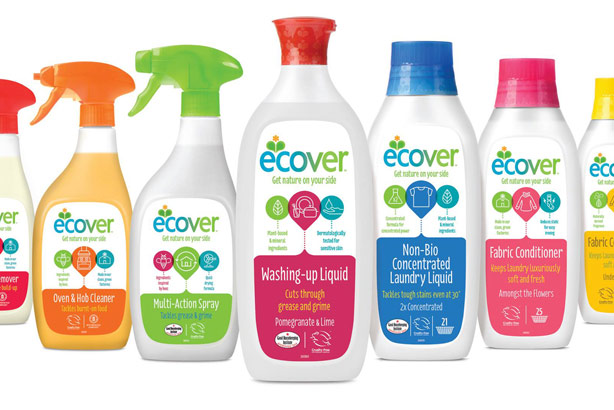 Ecover: Rebranding next year