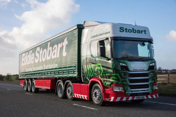 Nelson Bostock to drive Eddie Stobart's new brand strategy