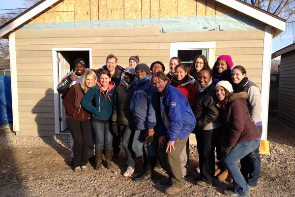 Edelman gives social boost to Habitat for Humanity