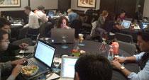 Edelman uses Facebook to organize team post-Sandy