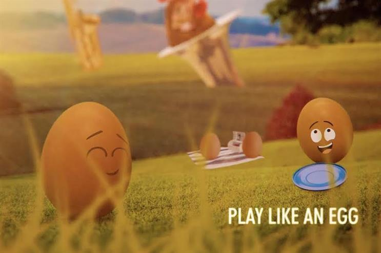 Eggcellent reach: Happy Egg Company harnesses the power of the internet's most famous egg