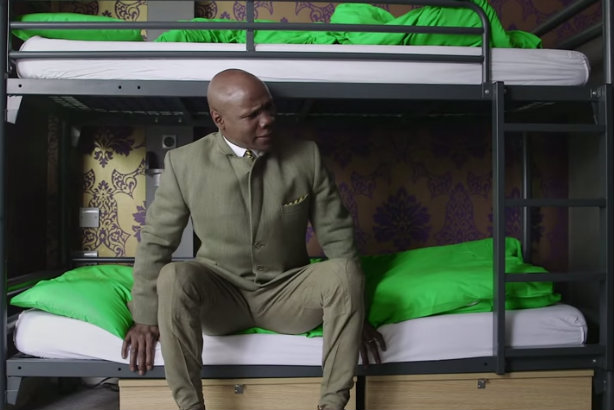Hostelworld teams up with Third City to promote Chris Eubank video campaign