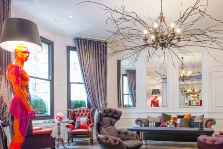 The Exhibitionist Hotel: New boutique will be launched in London in 2015
