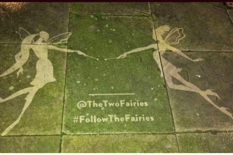 Unity and M&S behind mysterious #followthefairies campaign