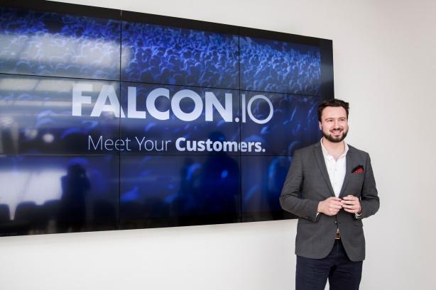 Falcon CEO Ulrik Bo Larsen