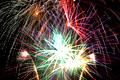 Potentially dangerous: fireworks