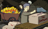 Risk is rewarded for 'The Simpsons'