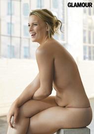 'Glamour' image scores big points