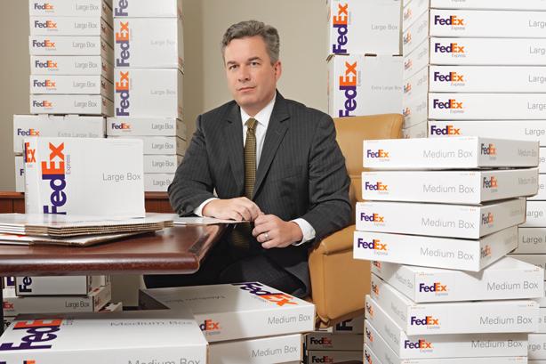 Patrick Fitzgerald to exit FedEx next month