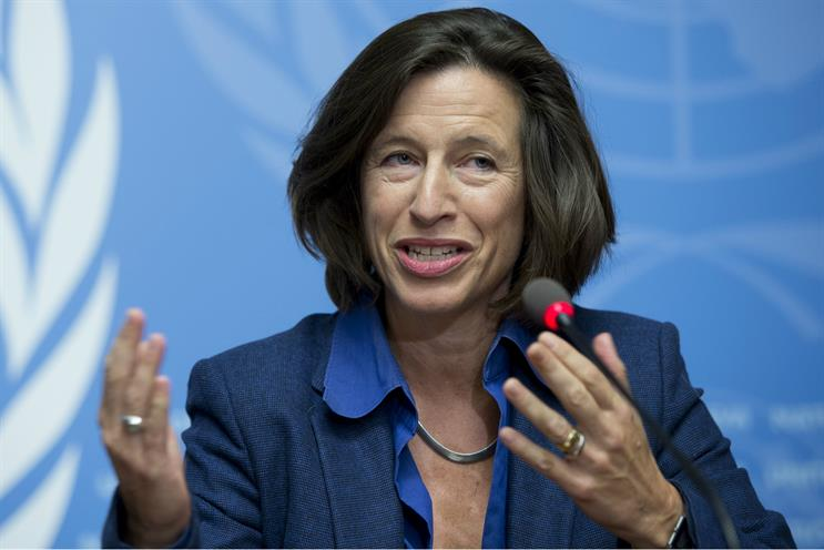 United Nations names new comms chief
