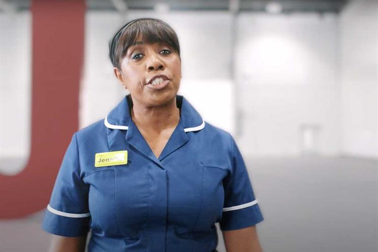 Flu jab: M&C Saatchi has created the government's biggest campaign to date