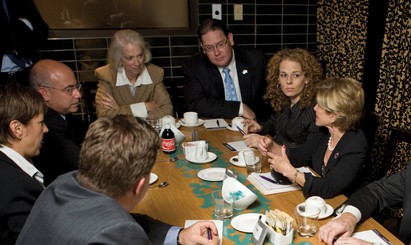 Public Affairs Roundtable: Stimulating conversation