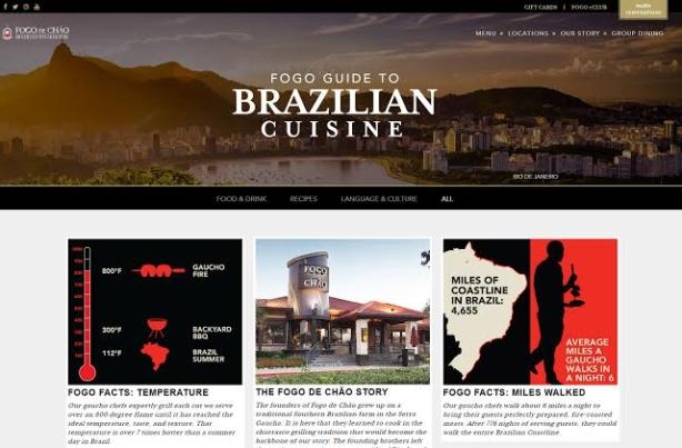 How steakhouse Fogo de Chão avoided Rio Olympics FOMO