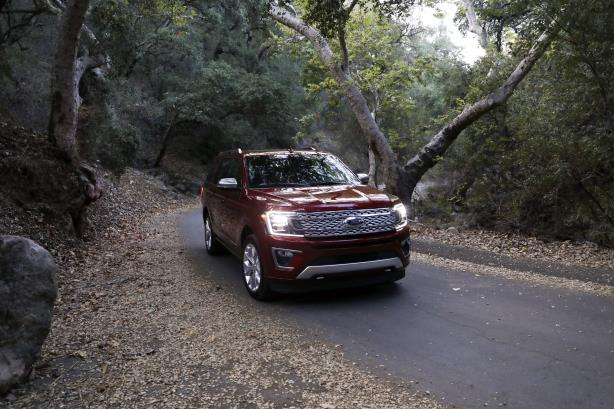 Ford's 2018 Expedition