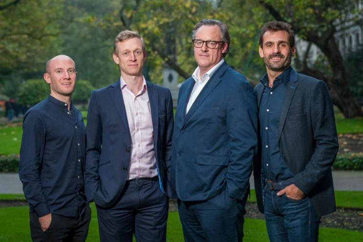 Fourteen Forty (l-r): Cameron O'Brien, James Boyd-Wallis, Guy Corbet, Warren Davey