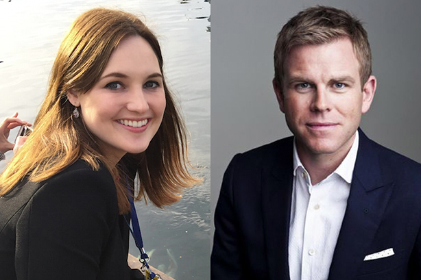 Murphy (l) and Barbet are due to join the storied consultancy