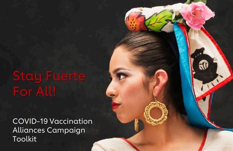American Heart Association creates Stay Fuerte COVID-19 campaign for Hispanic community