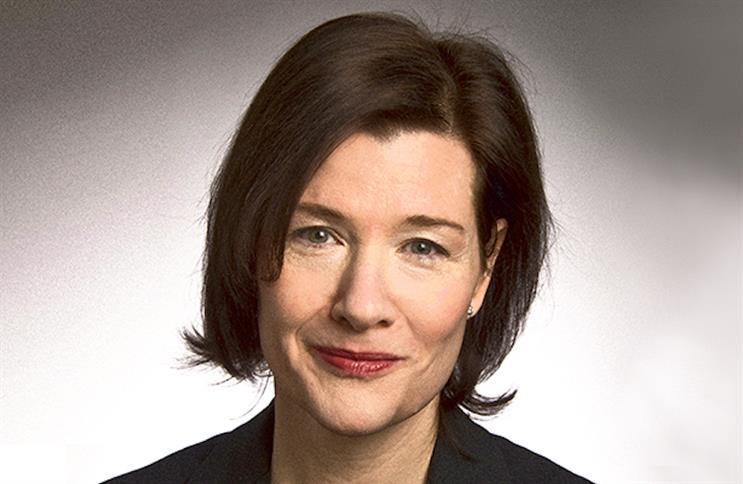 Next year's PR Lions jury chair, Gail Heimann