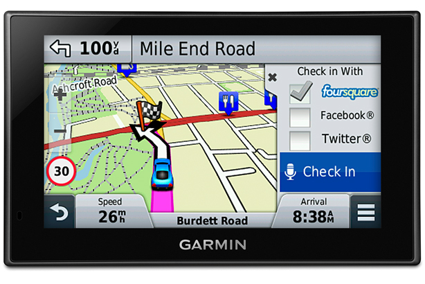 Garmin hires Stature PR to promote personal navigation device products