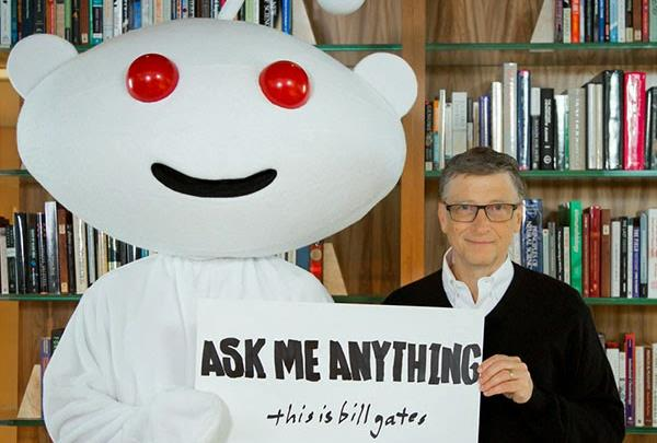 Reddit takes wraps off Ask Me Anything app
