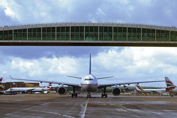 UK's Gatwick Airport calls on former Tony Blair spokesman Godric Smith