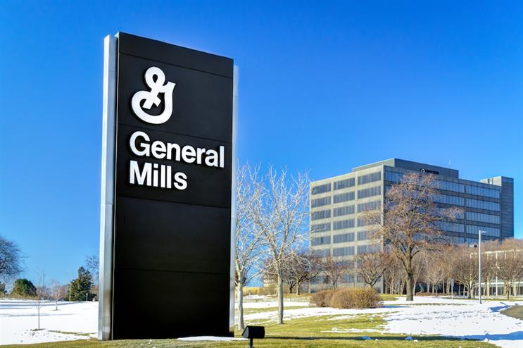 General Mills headquarters in Golden Valley, Minnesota. (Photo credit: Getty Images).