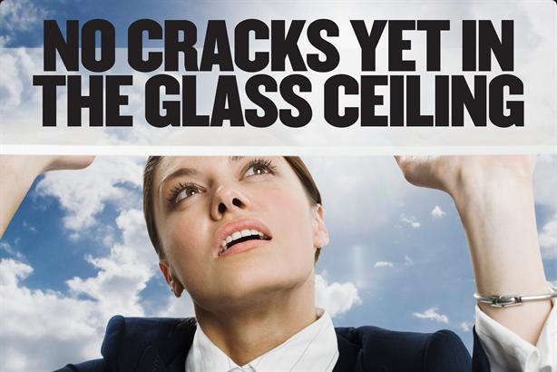 No cracks yet in the glass ceiling