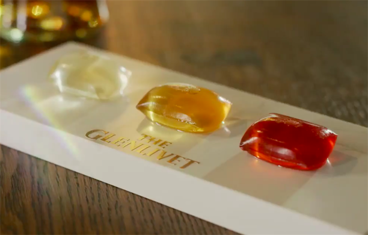 Should Tide say something about Glenlivet's whisky capsules?