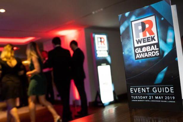 Top global comms execs pack jury for PRWeek Global Awards 2020