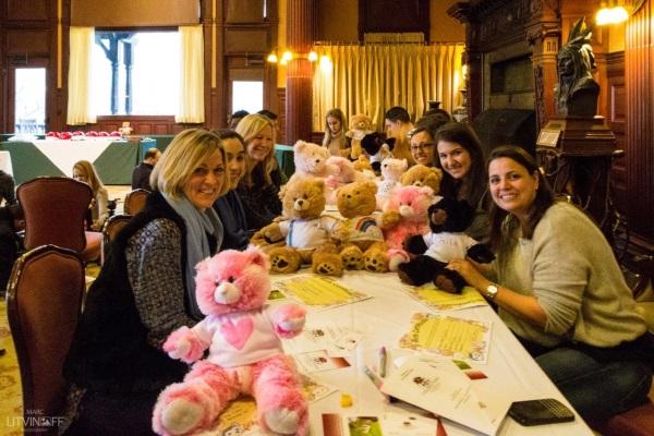 GSG builds toys for disabled children