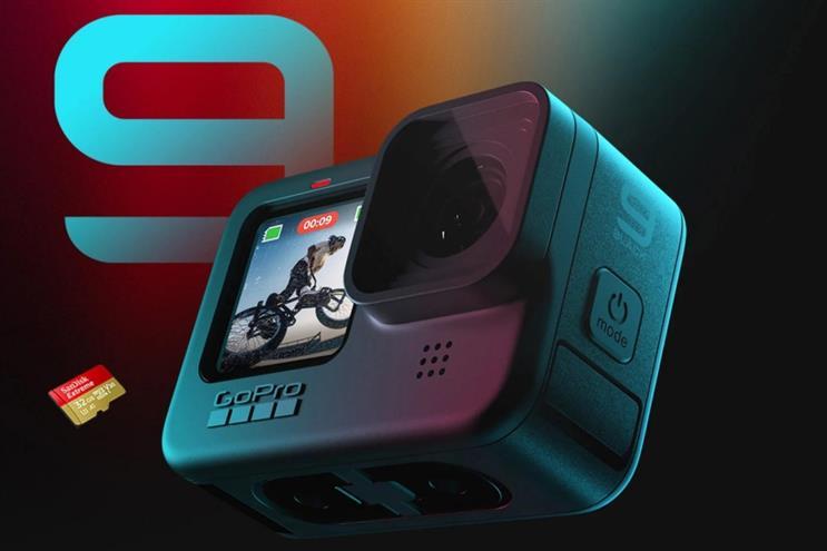 Go Communications snaps GoPro account