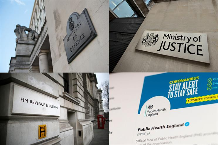Which government departments and agencies have the biggest comms teams? (pic credits: Getty)