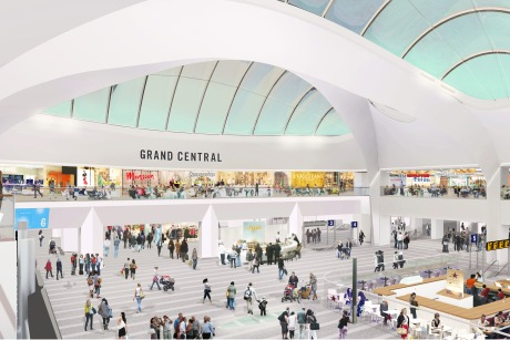 Grand central: has appointed Big Cat Group to launch the new development